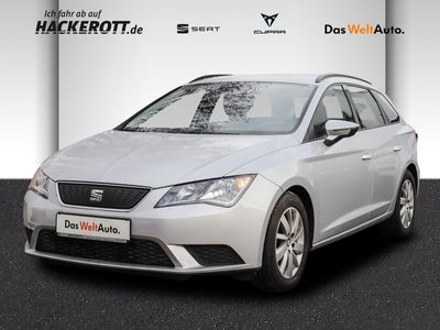 gebraucht Seat Leon ST Reference Ecomotive 1.6 TDI Multif.Lenk
