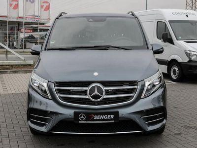 gebraucht Mercedes V250 EDITION Avantgarde Comand Leder 360 AMG