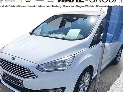 gebraucht Ford C-MAX 1,5L EcoBoost Titanium, Easy-Driver-Paket, Reserve