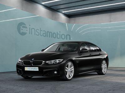 gebraucht BMW 440 440 Gran CoupéGran Coupe i M Sportpaket Leder LED 19 Zoll Business Paket