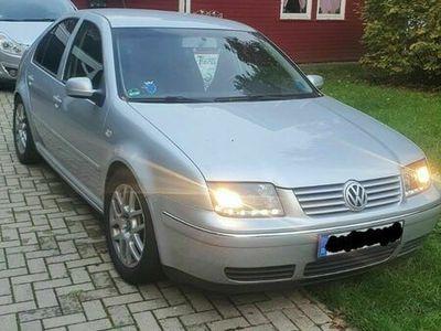 gebraucht VW Bora 2L Special Edition