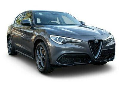 gebraucht Alfa Romeo Stelvio *SUPER* 2.2 JTDM*AUTOMAT*/NAV/ACC/UPE:52