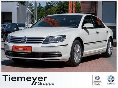 gebraucht VW Phaeton 3.0 TDI 4M 12.-W.-Sitze Stdhzg Kamera RNS810
