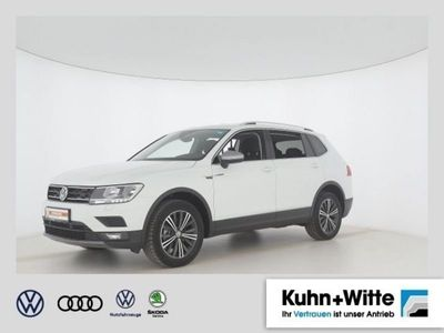 gebraucht VW Tiguan Allspace 1.5 Comfortline *Navi*LM-Felgen*