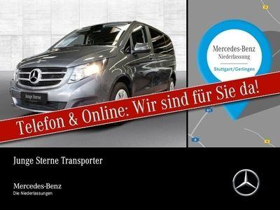 gebraucht Mercedes V200 BT Navi Sitzh Temp