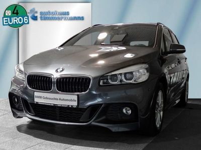 gebraucht BMW 218 Active Tourer M Paket Aut. Pano LED HiFi Navi Prof.