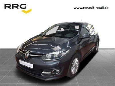gebraucht Renault Mégane III 1.5 DCI 110 FAP PARIS DELUXE PARTIKELFI