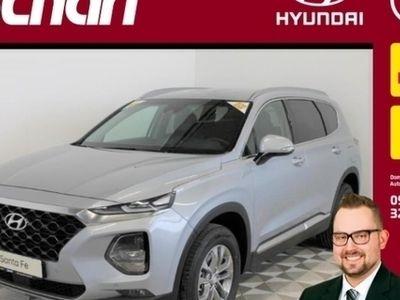 gebraucht Hyundai Santa Fe Trend Navi SHZ PDC ACA CAM ALU