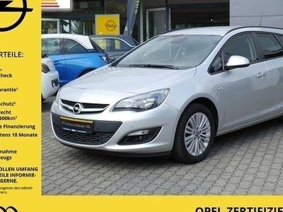 käytetty Opel Astra ST 1.6 CDTI Style KLIMA PDC SITZHEIZUNG