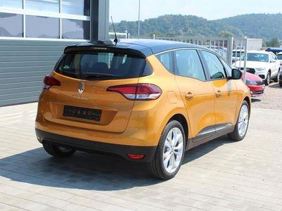 gebraucht Renault Scénic TCe 130-Navi-Klimaautomatik-Spurhalteassistent-Bluetooth-MFL-SHZG-TOP AKTION Sofort