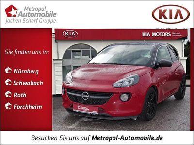 gebraucht Opel Adam 1.0 Slam ecoFlex Klimaautomatik Sitzheizung