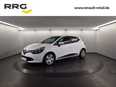 gebraucht Renault Clio IV ClioDYNAMIQUE 16V 75