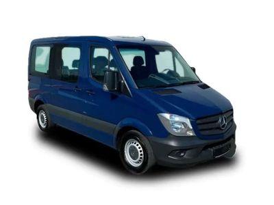 gebraucht Mercedes Sprinter 316 Kombi L1H1 Kompakt 8 Sitzer KLIMA