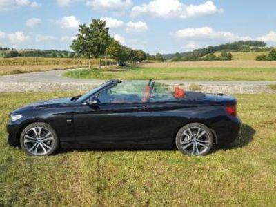 gebraucht BMW 220 d Cabrio Sport-Aut. Sport Line