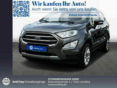 gebraucht Ford Ecosport 1.0 TITANIUM *NAVI *PDC *RFK *XENON