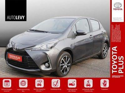 gebraucht Toyota Yaris 1.5 Team D