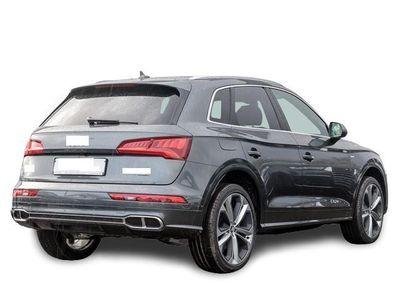 gebraucht Audi Q5 55 TFSI e Q S LINE MATRIX LED BuO ACC LM21 VIRTUAL