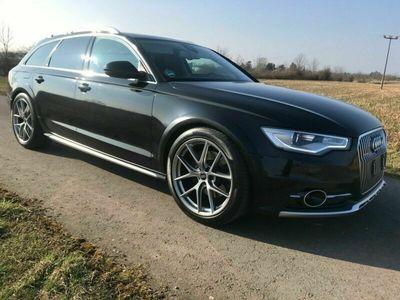 gebraucht Audi A6 Allroad quattro 3.0 TDI S tronic Luft Xenon als Kombi in Kannawurf