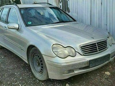 gebraucht Mercedes C270