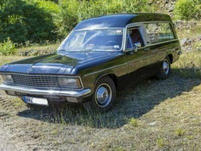 gebraucht Opel Admiral Bestatter V8