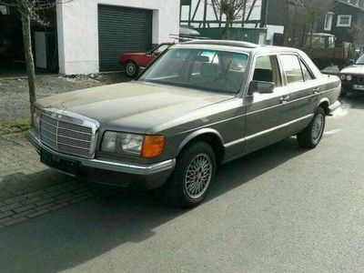 gebraucht Mercedes 380 Mercedes Benz W126SE V8 S Kl...