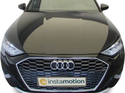 gebraucht Audi A3 Sportback A3 ADVANCED 35TFSI 150PS.STRONIC.LED.N