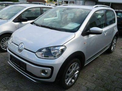 gebraucht VW cross up! up! 1,0+ Navi