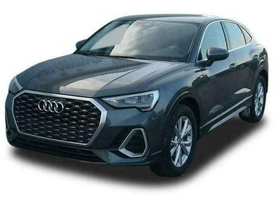 gebraucht Audi Q3 Q3Sportback 35 TFSI S-Line Navi AHK