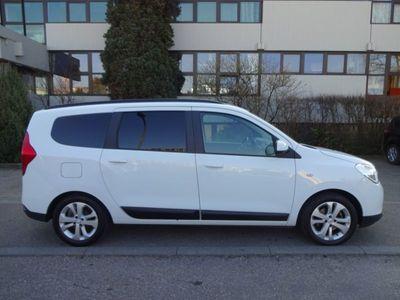 gebraucht Dacia Lodgy dCi 110 Prestige Klima, 80.000 km, Navi