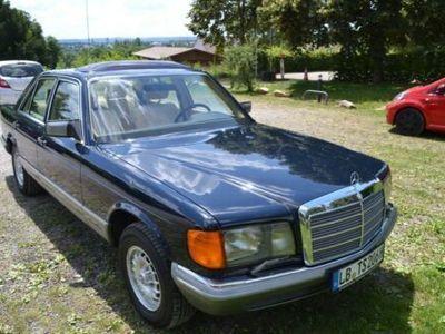 gebraucht Mercedes 380 S-KlasseSE in sehr gutem Zustand TÜV neu!!