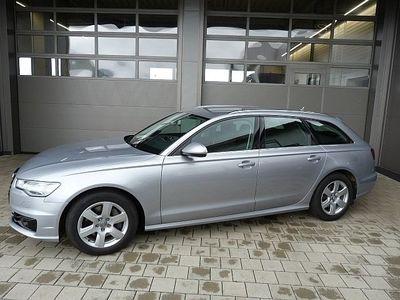 gebraucht Audi A6 Avant 3.0 TDI qu. S-tronic Navi,LED,ACC,Side,Lane,Euro6 KLIMA ALU SITZHZG