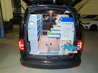 gebraucht VW Caddy Maxi 2.0 TDI Klima Service-Regal Navi