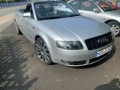 gebraucht Audi A4 Cabriolet Verkauf oder Tausch gegen ...