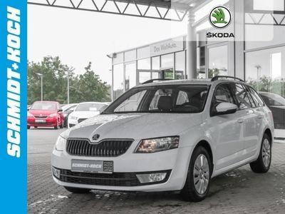 gebraucht Skoda Octavia Combi 1.6 TDI Ambition Green tec Navi
