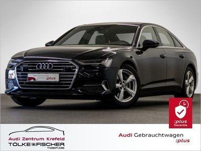 gebraucht Audi A6 50 TDI Sport quat./tiptr. (Sportpaket Navi Xenon L
