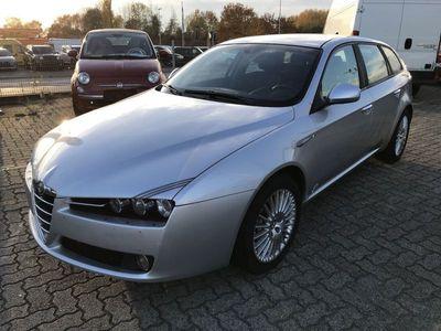 gebraucht Alfa Romeo 159 Sportwagon 2.4 JTDM 20V DPF Automatik Distinctive