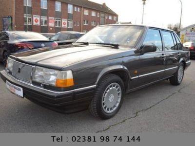 gebraucht Volvo 960 Limo AHK SHZ KLIMA Schiebedach Top Zustand