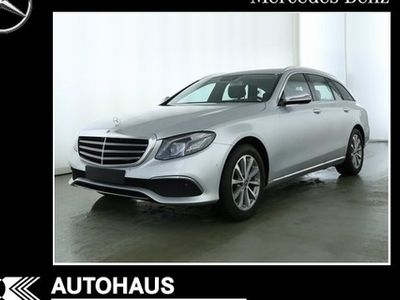 gebraucht Mercedes E200 d Exclusive MULTIBEAM Totwinkel Kamera