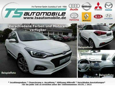 gebraucht Hyundai i20 5T FL 1.0 s&s 100PS NAVI R.Cam P.sen shzg Klima Bth T.omat LDWS