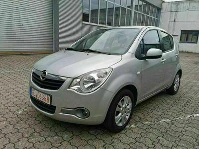 gebraucht Opel Agila B Edition/Klima/Sitzheizung/8fach bereift