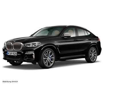 gebraucht BMW X4 M40i Navi Prof. Panorama Standhzg. HUD LED