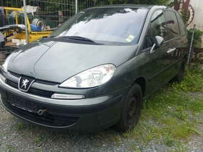 gebraucht Peugeot 807 Family HDi 130