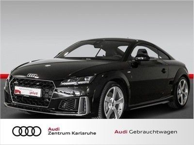 gebraucht Audi TT Coupe 45 TFSI quattro S line UPE 58.855,--