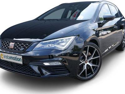 gebraucht Seat Leon ST Leon 2.0 TSI Cupra 300 4Drive NAVI LED ACC