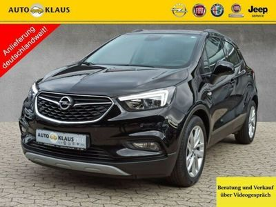 gebraucht Opel Mokka X 1.4 Turbo Edition Klima Navi