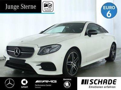 käytetty Mercedes E300 Coupé AMG Line Night-Paket*Comand*Multib.* LED