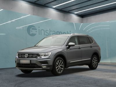 gebraucht VW Tiguan Allspace Tiguan1.5 TSI BMT Comfortline 7-Sitzer