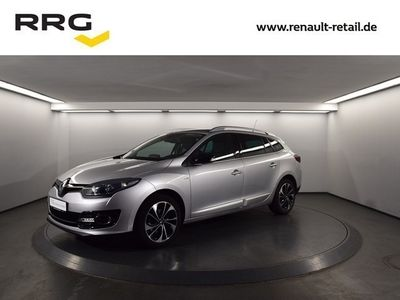 gebraucht Renault Mégane III GRANDTOUR BOSE EDITION dCi 110 RÜCKF