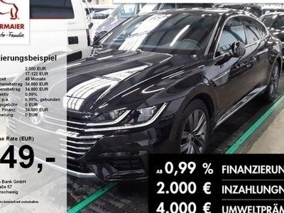 gebraucht VW Arteon R-LINE 2.0TSI 190PS DSG ACC.LED.STANDHZG. D