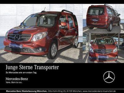 gebraucht Mercedes Citan 111 CDI Tourer EDI Edition